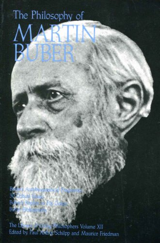 9780812691528: The Philosophy of Martin Buber (Library of Living Philosophers, Vol. 12)