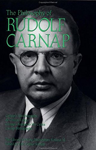 9780812691535: The Philosophy of Rudolf Carnap (Library of Living Philosophers)