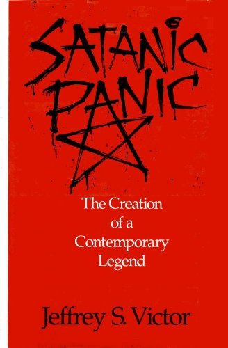 9780812691917: Satanic Panic: The Creation of a Contemporary Legend