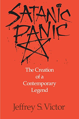 9780812691924: Satanic Panic: The Creation of a Contemporary Legend