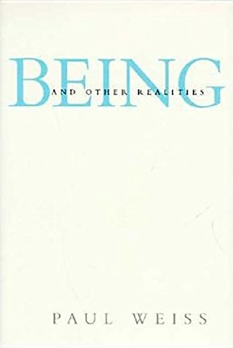 9780812692921: Being and Other Realities