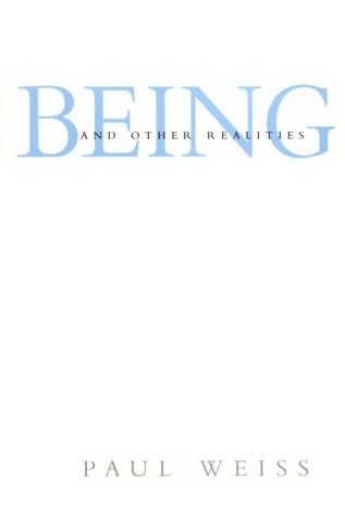 9780812692938: Being and Other Realities