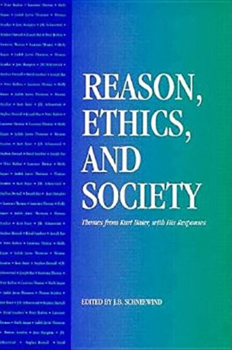9780812693157: Reason, Ethics, and Society: Themes From Kurt Baier, With His Responses
