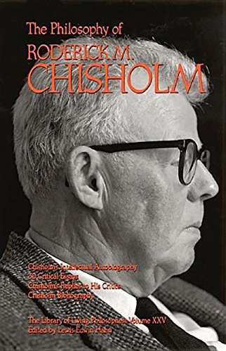 9780812693560: The Philosophy of Chisholm (Library of Living Philosophers, V.8)