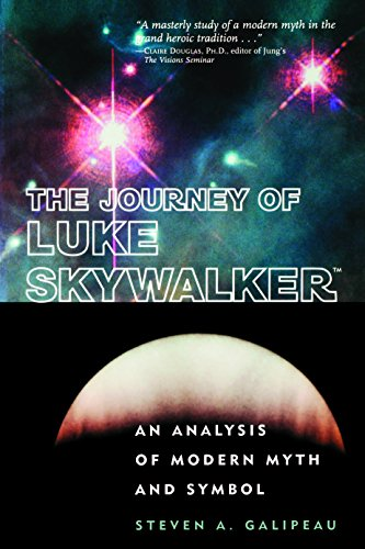 9780812694321: The Journey of Luke Skywalker: An Analysis of Modern Myth and Symbol