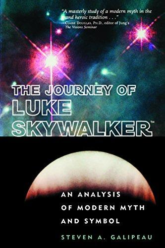 9780812694321: The Journey of Luke Skywalker: An Analysis of Modern Myth and Symbol