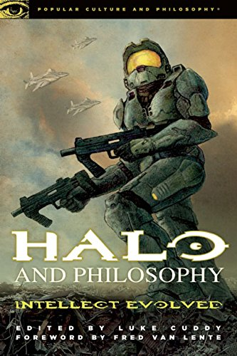 9780812697186: Halo and Philosophy: Intellect Evolved (Popular Culture and Philosophy)
