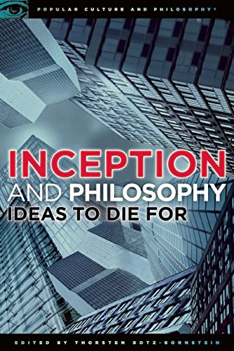 9780812697339: Inception and Philosophy: Ideas to Die for (Popular Culture and Philosophy)