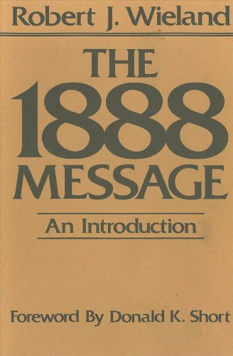9780812702835: Title: The 1888 message An introduction