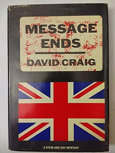 Message ends: David Craig