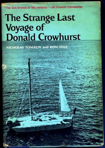 9780812813012: The Strange Last Voyage of Donald Crowhurst