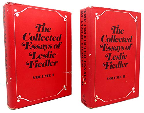 9780812813333: The Collected Essays of Leslie Fiedler, Volume I