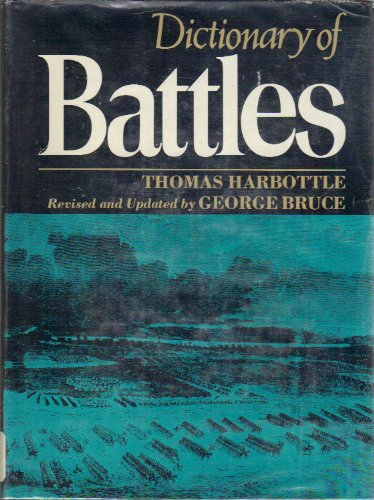 Dictionary Of Battles: Harbottle, Thomas Benfield