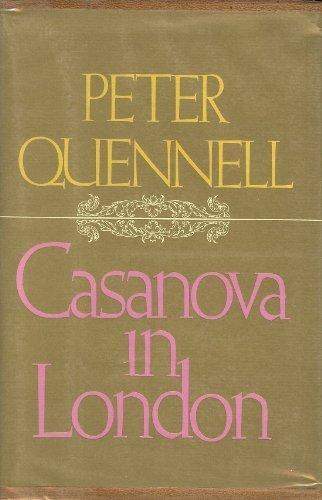 9780812813685: Casanova in London