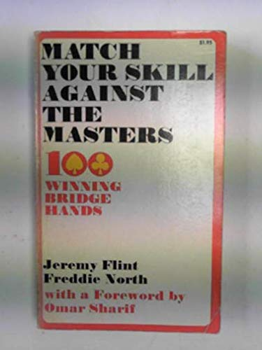 Match Your Skill Against the Masters : Freddie North; Jeremy