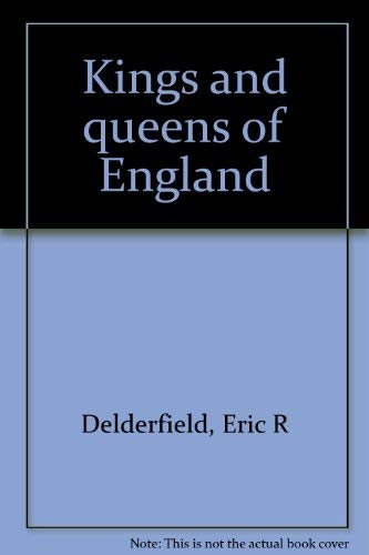 9780812814934: Kings and queens of England