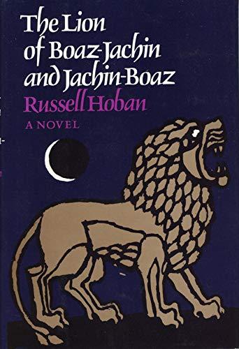 9780812816242: The Lion of Boaz-Jachin and Jachin-Boaz