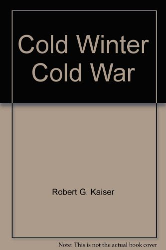 9780812816259: Cold winter, cold war
