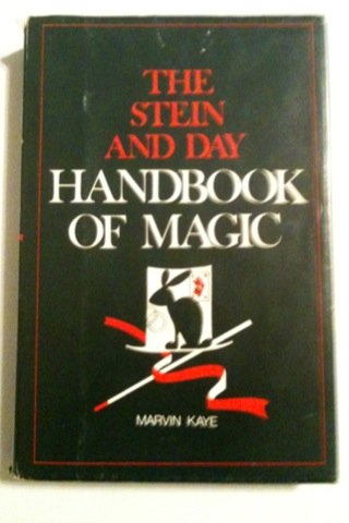 9780812816280: The Stein and Day handbook of magic
