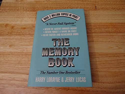 9780812816648: The Memory Book