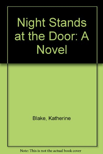 9780812816655: Night stands at the door;: A novel