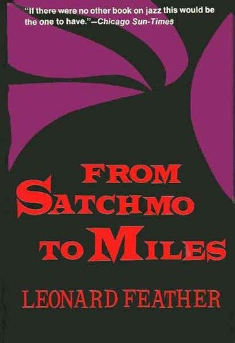 9780812817034: From Satchmo to Miles