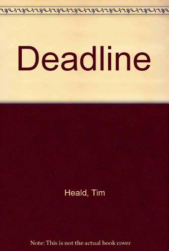 9780812817577: Deadline