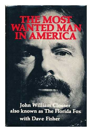 The Most Wanted Man in America.