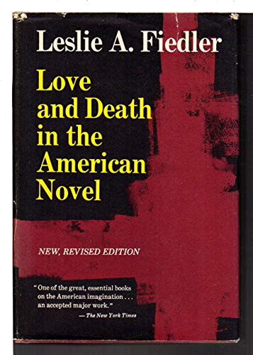 9780812817997: Love and Death in the American Novel