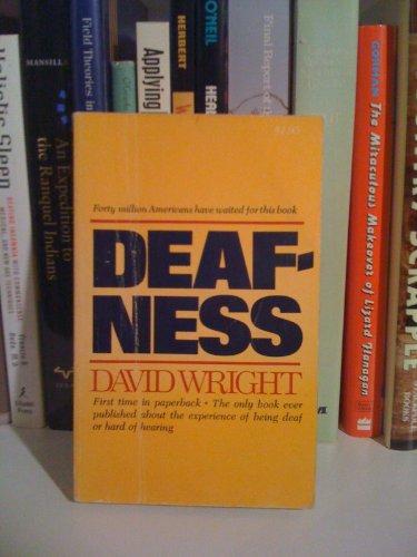 9780812818055: Deafness