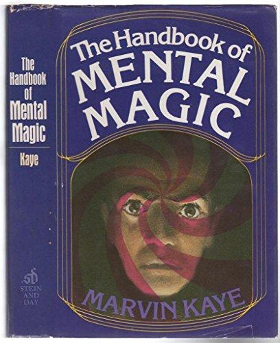 9780812818185: The handbook of mental magic / Marvin Kaye ; ill. by Al Kilgore