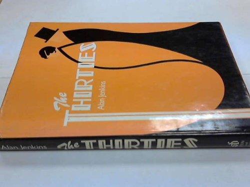 The Thirties: Alan Jenkins