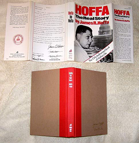 Hoffa: The Real Story: Hoffa, James