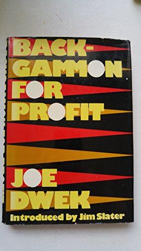 9780812819403: Backgammon for Profit