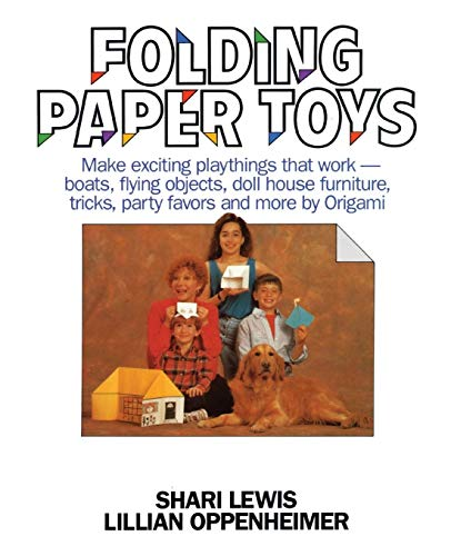 9780812819533: Folding Paper Toys