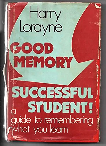 9780812820089: Good Memory: Successful Student