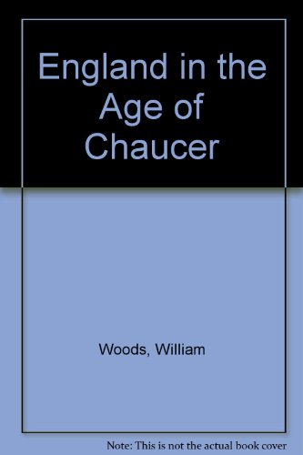 9780812820928: England in the Age of Chaucer