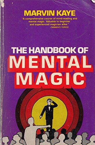 The Handbook of Mental Magic: Marvin Kaye