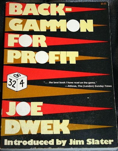 9780812823134: Backgammon for Profit