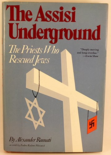 9780812823158: The Assisi Underground: The Priests Who Rescued Jews