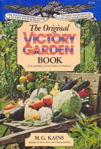 Original Victory Garden Bk: Kains, M. G.