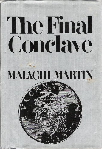 9780812824346: THE FINAL CONCLAVE.