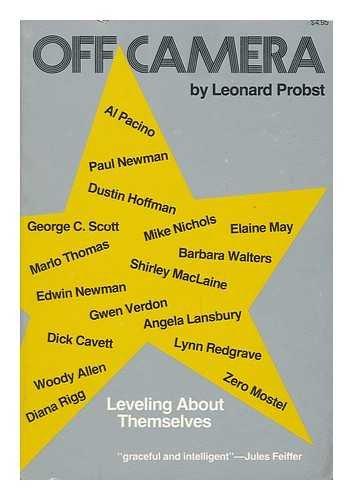 Off Camera: Probst, Leonard