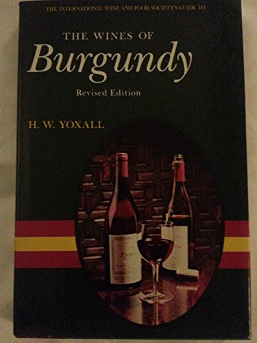 9780812825312: The Wines of Burgundy