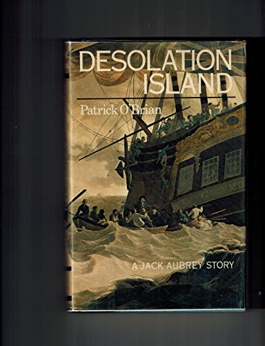 Desolation Island (081282590X) by Patrick O'Brian