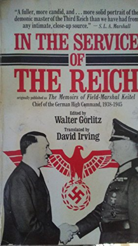 9780812826135: In the Service of the Reich