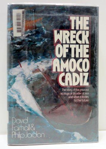9780812827439: The wreck of the Amoco Cadiz