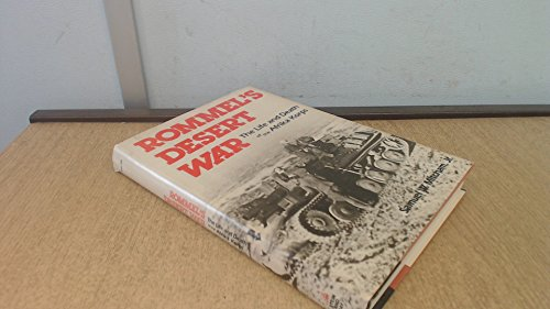 Rommel's Desert War: The Life and Death of the Africa Korps (0812827848) by Samuel W. Mitcham