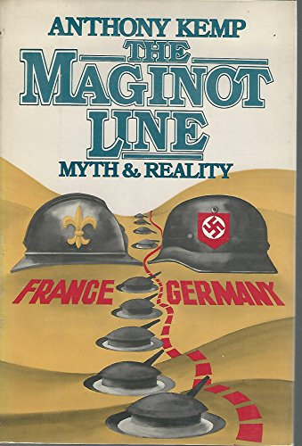9780812828115: The Maginot Line: Myth and Reality