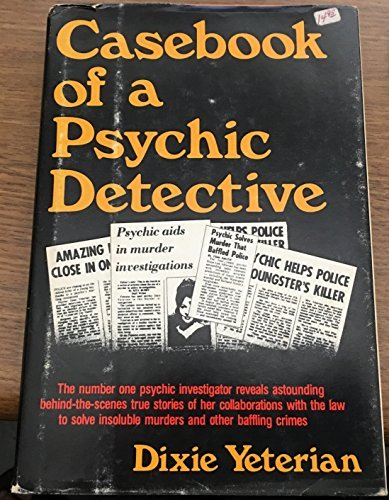 9780812828351: Casebook of a Psychic Detective